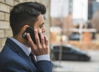 Appel vocal depuis un mobile