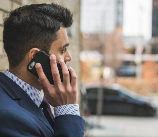 Appel vocal depuis un mobile