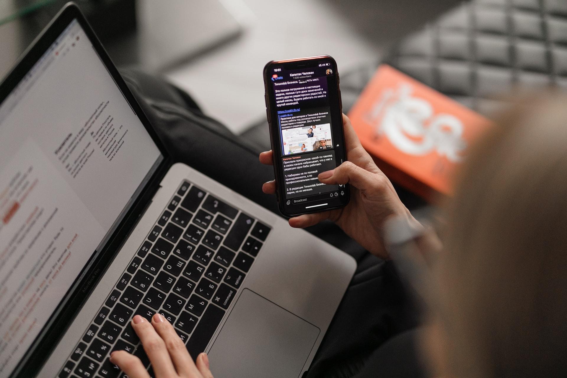 Un mobile pro facilite l'exercice du télétravail