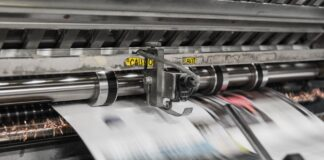L'imprimerie est dynamisée par la fibre optique