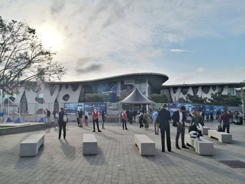 Le Mobile World Congress s'est tenu au Fira Barcelona
